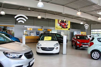 Opel Saint-Nazaire