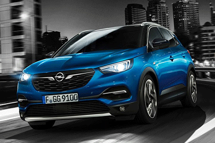 Opel Dreux