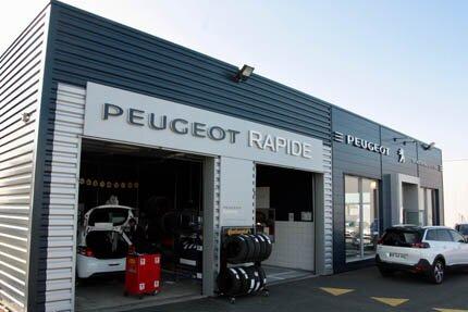Peugeot Saint-Jean-D'Angély