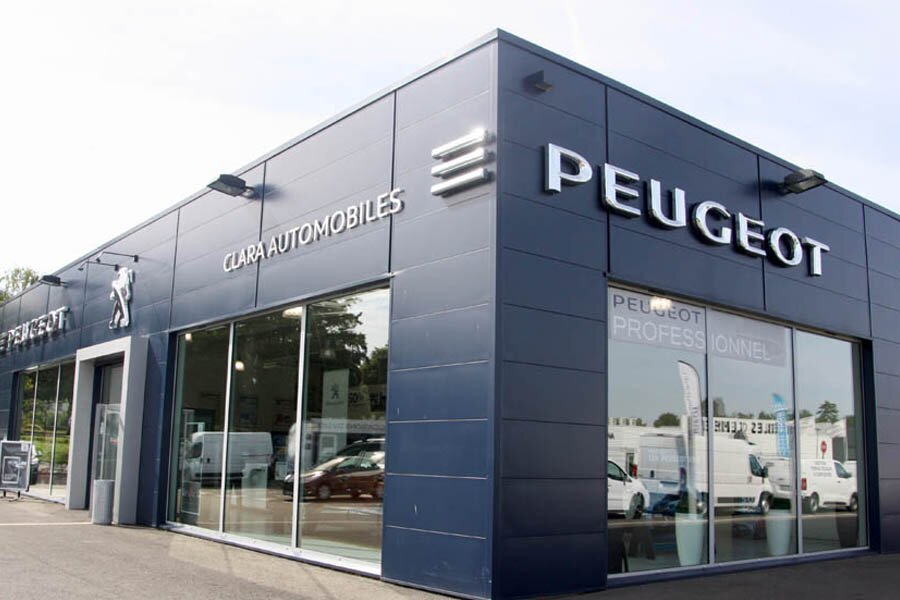 Peugeot La Ferté-Bernard