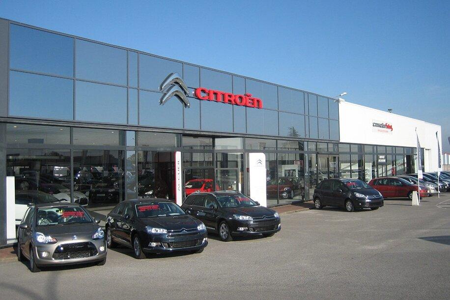 Citroën et DS Dreux