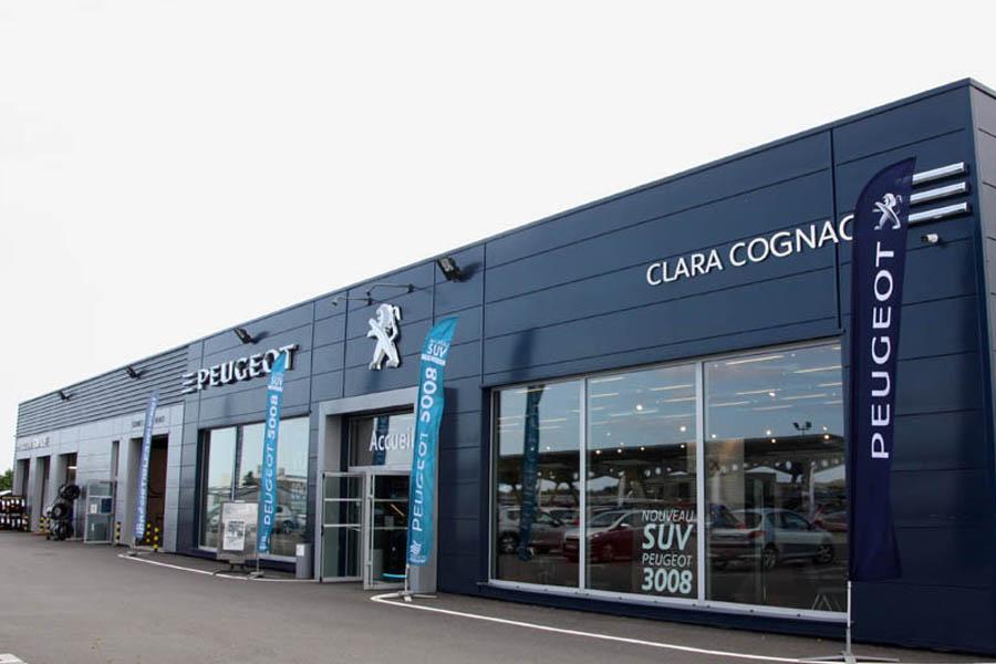 Peugeot Cognac