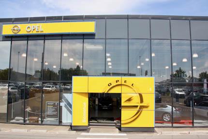 Opel Laval