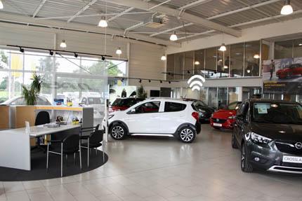 Opel La Roche-sur-Yon
