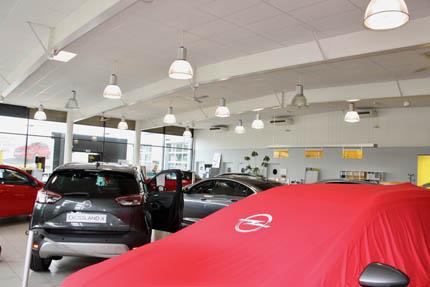 Opel Nantes-Sud