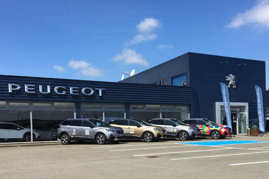 Garage Peugeot Le Mans