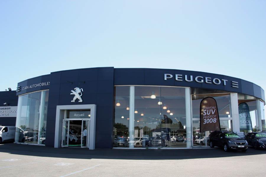 Peugeot La Rochelle