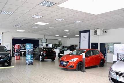 Peugeot Nogent-le-Rotrou