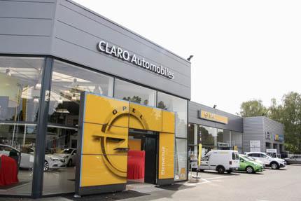 Opel Angers
