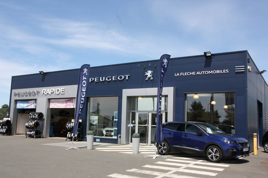 Peugeot La Flèche