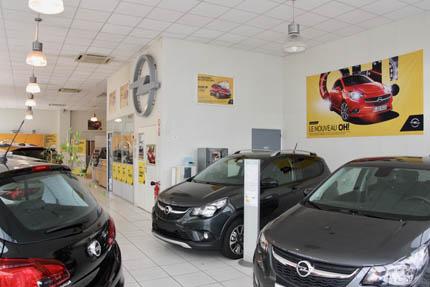 Opel Les Sables d'Olonne