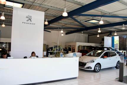 Peugeot Tonnay-Charente