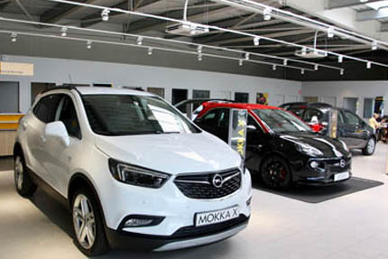 Opel Rennes