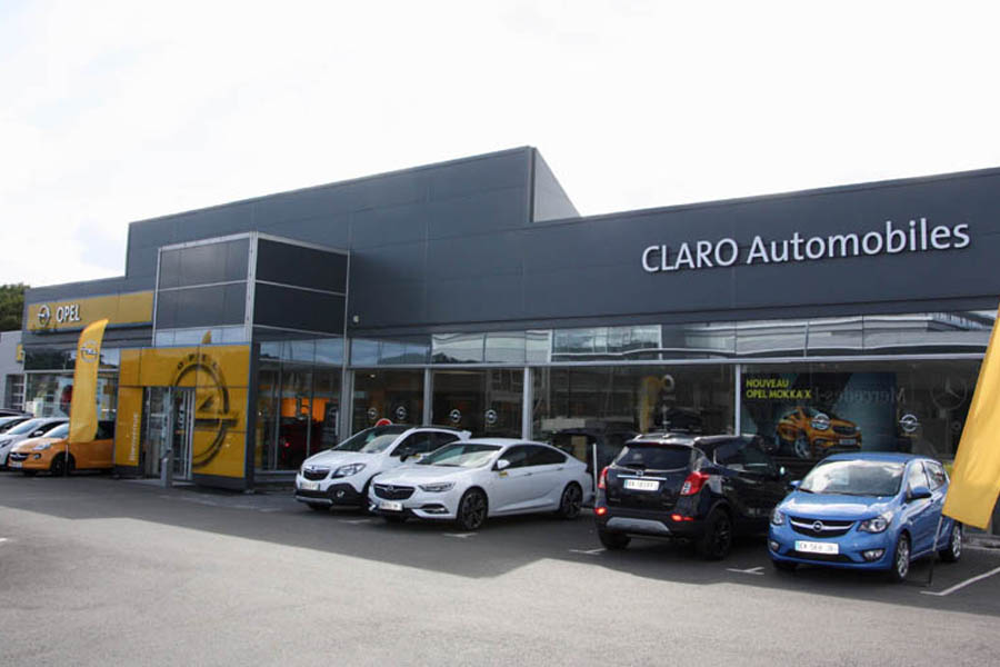 Opel Nantes