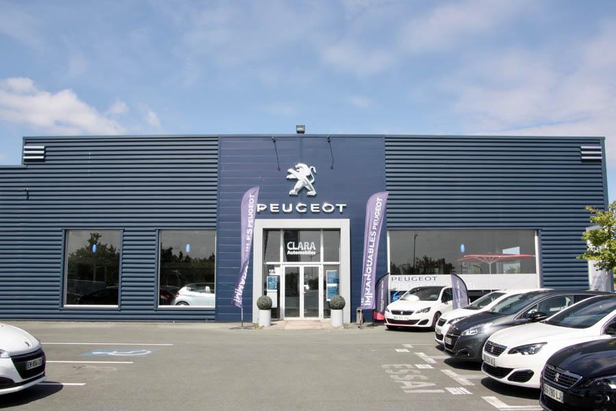 Peugeot Saintes