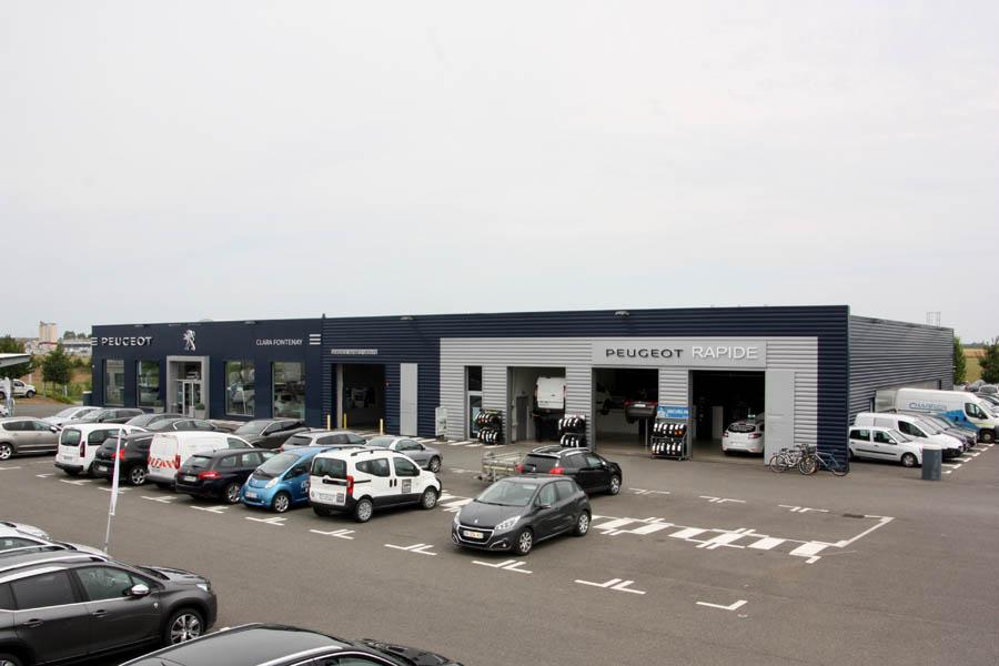 Peugeot Fontenay-le-Comte