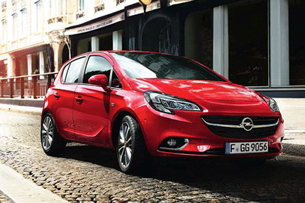 Opel Chartres