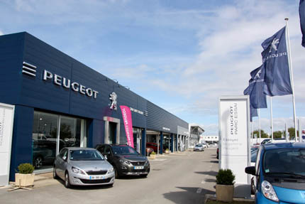 Peugeot Saint-Nazaire