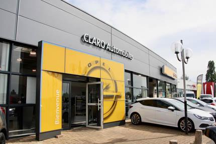 Opel Cholet