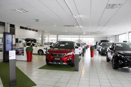 Peugeot Les Sables d'Olonne