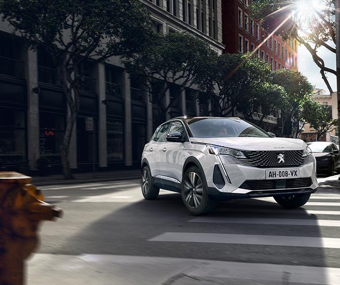 Peugeot dévoile le nouveau 3008
